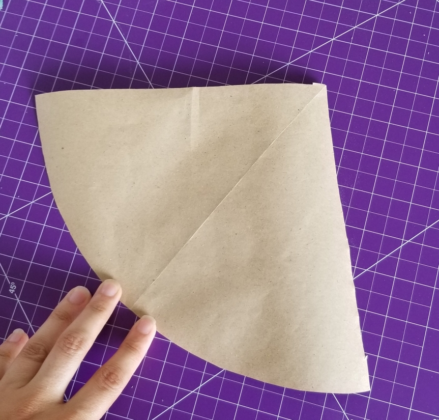 Sleeve Circle Cut